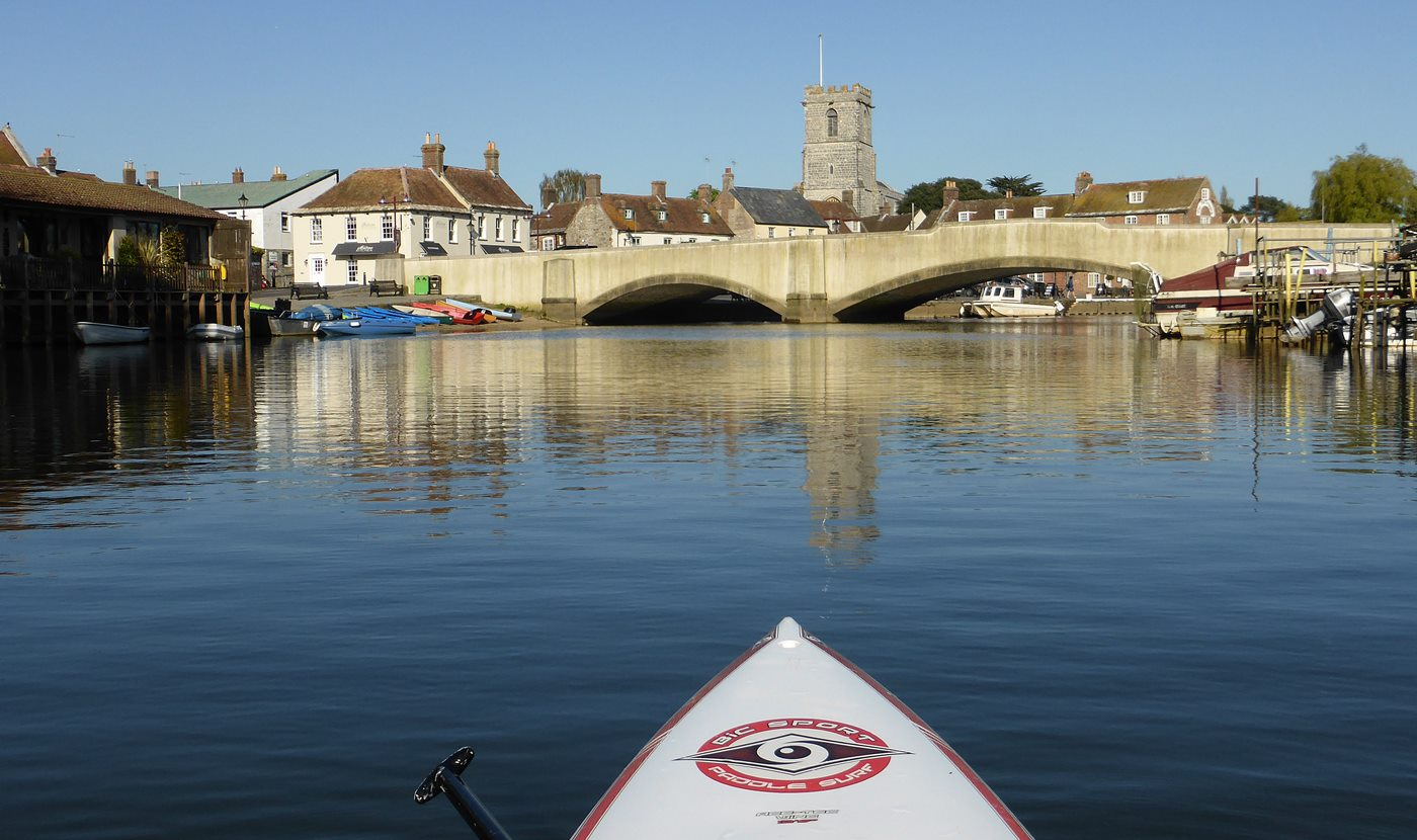 Wareham River - SUP Explorer