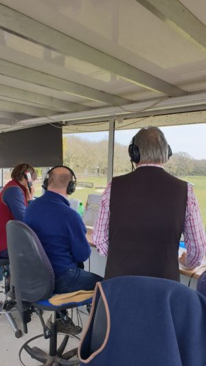 Behind the Scenes in XC Control at Bovington British Eventing