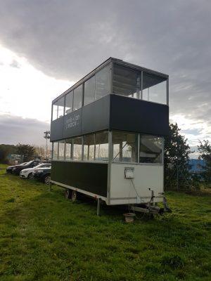 XC Control at Bovington British Eventing