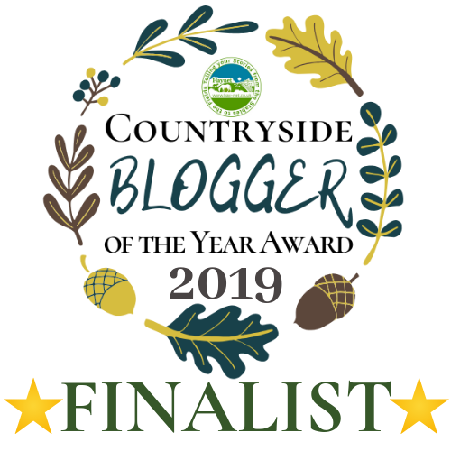 Countryside Blogger of the Year 2019 Finalist