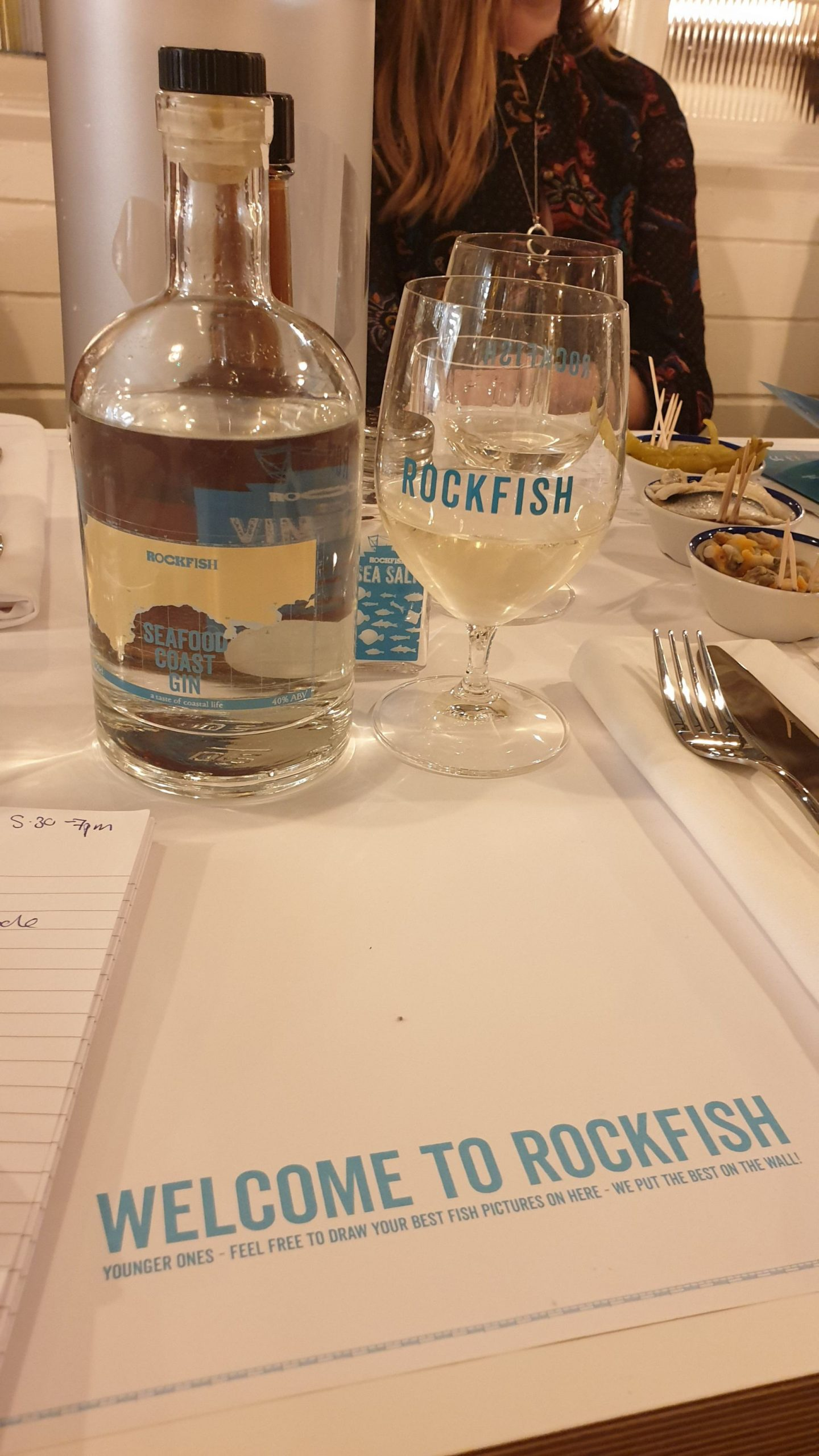 Did you know Rockfish make their own Gin?