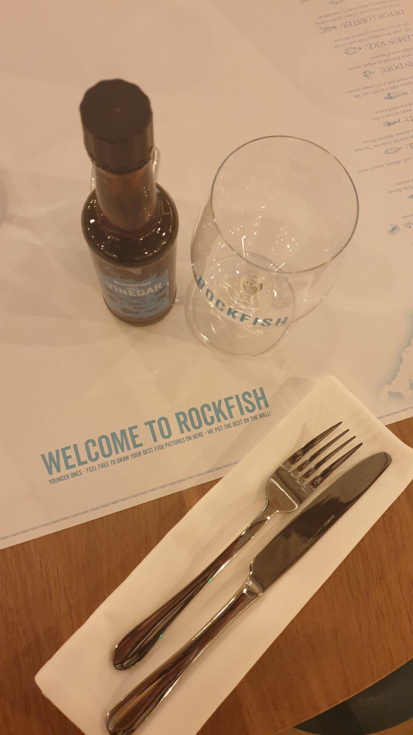 Rockfish branding