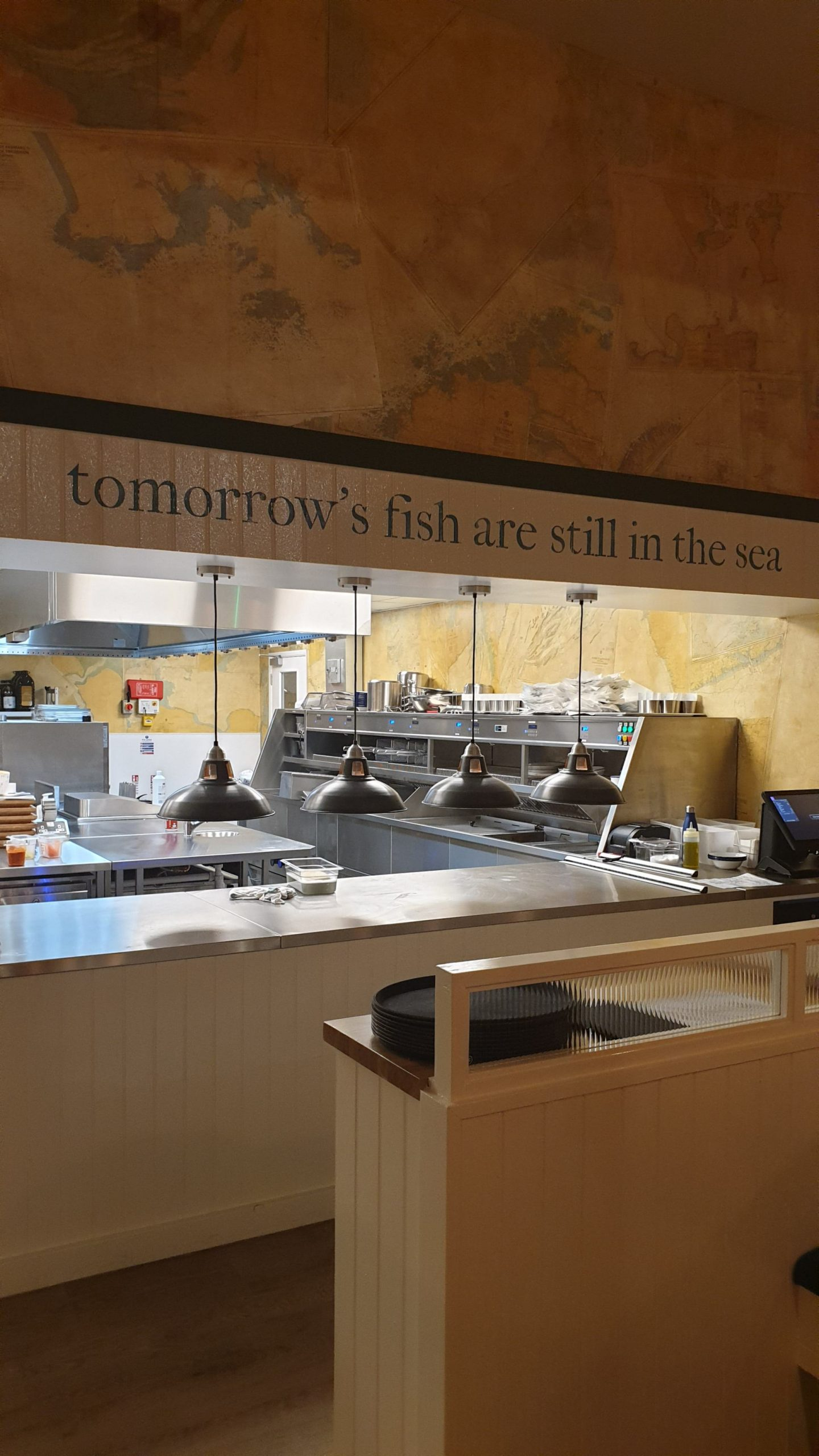 The Rockfish Ethos - tomorrows fish are still in the sea
