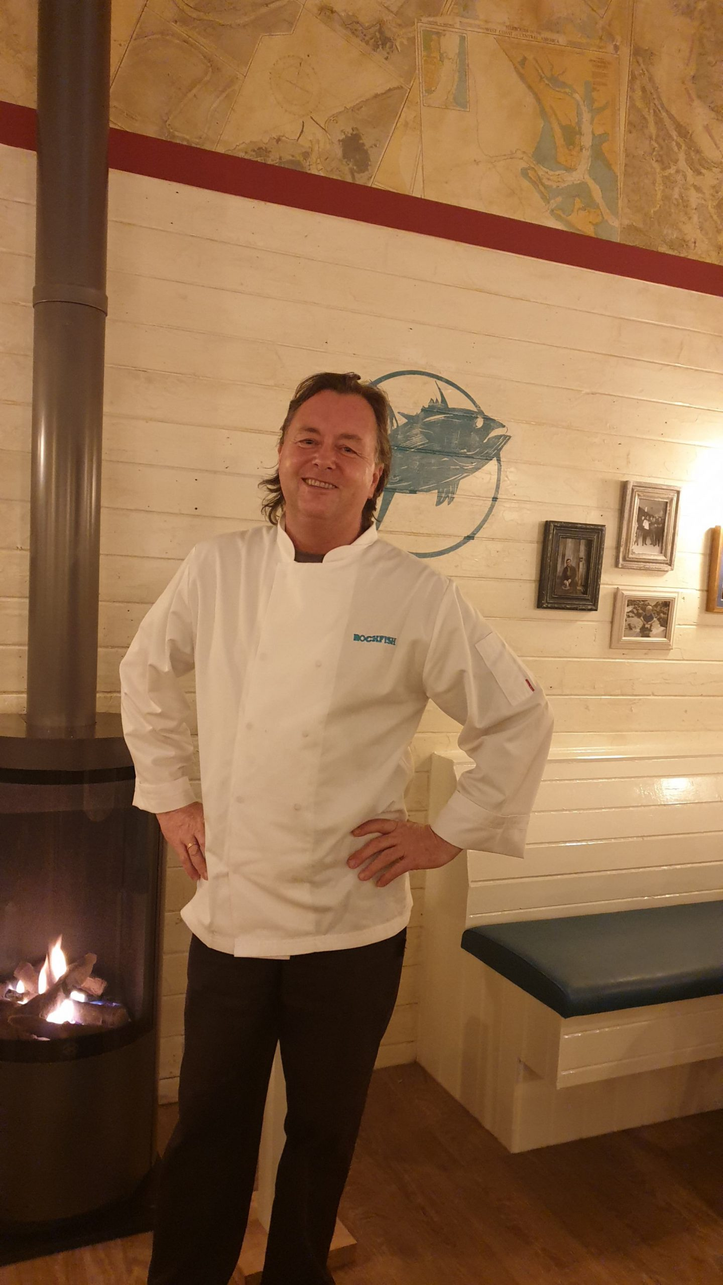 Director Chef Kirk Gosden