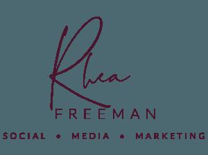 Rhea Freeman Logo