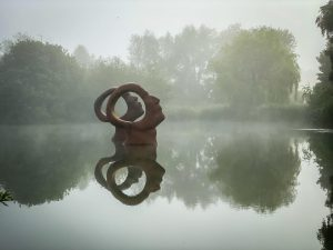Sculpture by the Lakes in Dorset