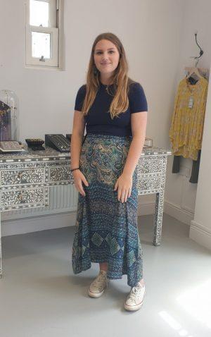 Get the Look 2 – Happy Few Skirt