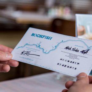 Rockfish Gift Voucher